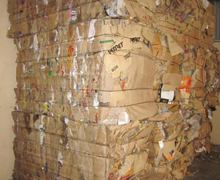Low price OCC Waste Paper - 100% Cardboard