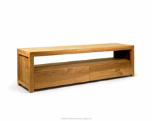 patio modern simple design tv stand reclaimed teak living room furniture