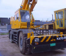 used crane kato KR45H-V with good working condition and low price in shanghai