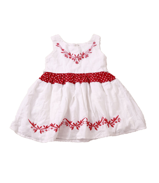 butterfly pattern cotton girl dreess,baby frock designs for children girl