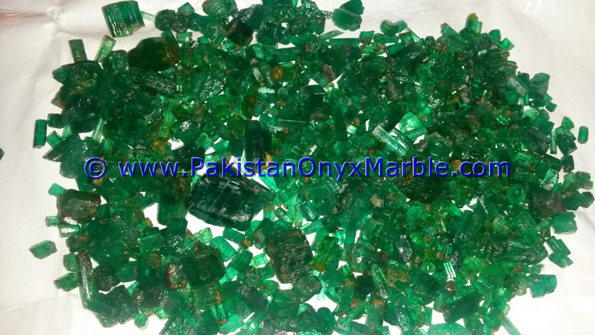 FINE QUALITY NATURAL UNHEATED EMERALD CUT STONES SHAPES