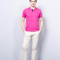 Custom Wholesale Men Polo T Shirt