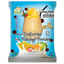 Yoghurtea Ice Blended Powder with Lemon Flavour