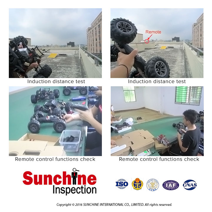 Inspection Service in Shantou / Testing, Inspection and Certification Services by Inspection Company accredited AQSIQ & CNAS