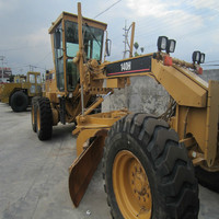 Used Motor Grader CAT 140H CATERPILLAR