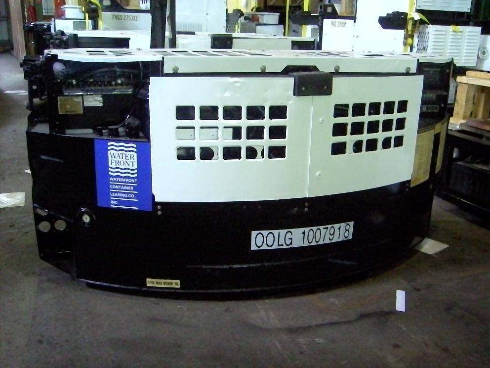 Fully Repaired, Great Running Clip-on Generator (Gensets) - Thermo King Brand Machinery