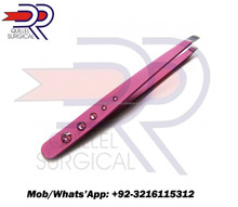 High quality eye brow tweezers