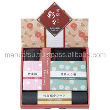 Fashionable Removes odors Japanese traditional design Wabi-Sabi.