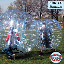 2017 Huge Plastic Bumper Ball Bubble Balloons for Kids