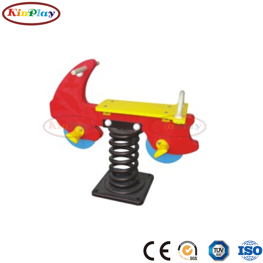 KINPLAY brand customize 2018 new style car toy children rocking horse
