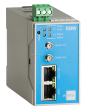 EBW-L100 Mobile Radio Router, 2 Port Switch, Firewall, Full NAT, Programmable
