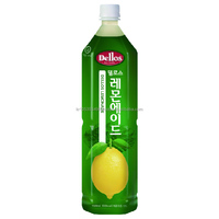 KOREA GRAND SALE!!! Dellos Fruit Juice DRINK 1.5 L