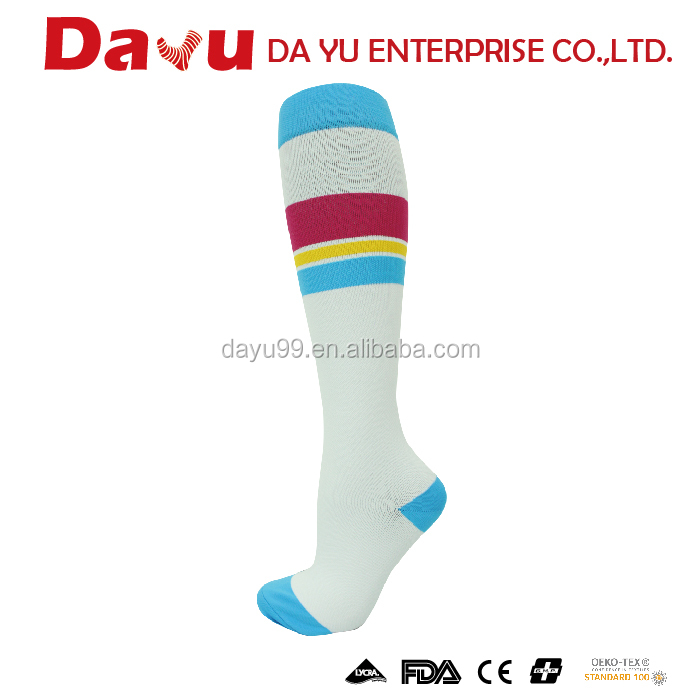 Edema Prevention Nursing Maternity Health Compression Stockings Made in Taiwan