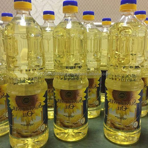 100% Refined Sunflower Cooking Oil EU BRAND