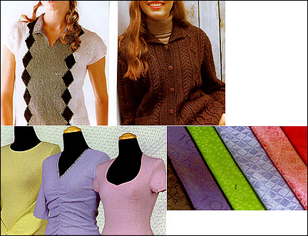 Total Sweater Fabric Plant Consulted by Daewon Engineering Co.,
