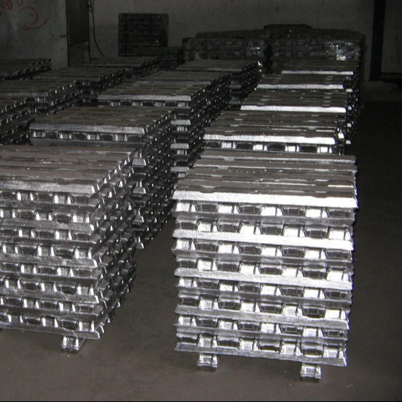 High Quality Aluminium Alloy Ingot ADC12/Al ADC12 For Sale