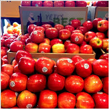New fresh fruits Pink lady Apples