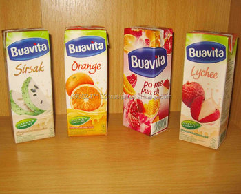 Buavita fruit Juice