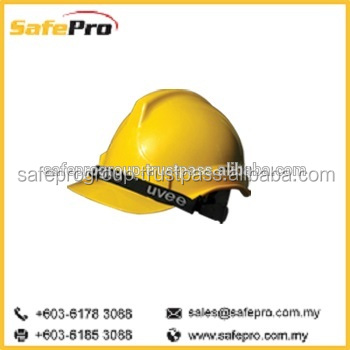 BEST QUALITY UVEE American Industrial Construction Safety Helmet (Standard Colour)