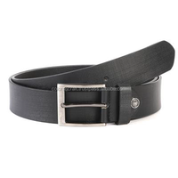 unique black latest fashion leather belt personal/gift use