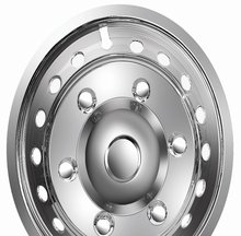 16'' MERCEDES SPRINTER MODEL STAINLESS WHEEL COVER