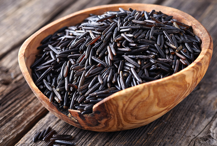 HIGH QUALITY New Fresh Canadian Certified Organic Wild Rice