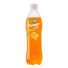 500ml PET Bottle Orange Juice from Trobico Brand