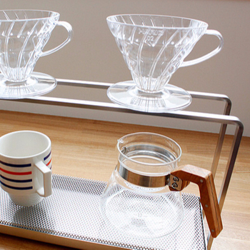 Stylish drip coffee stand for cafe & bar made in JAPAN
