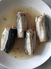 canned mackerel in brine / tomato sauce / vegetable oil