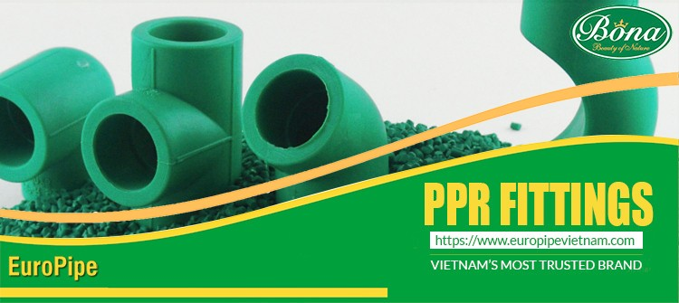 [EUROPIPE] plastic PPR pipe and pipe fittings female elbow flanged 90 degree