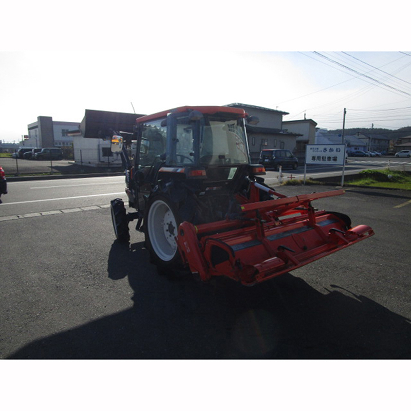 31hp 4 wheel drived back hoe loader Secondhand from Japan
