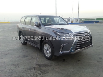 Lexus LX 450d diesel Premium for Export Sale