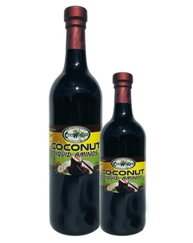 375ml COCONUT AMINOS LIQUID SAUCE - USDA & EU Certified Organic