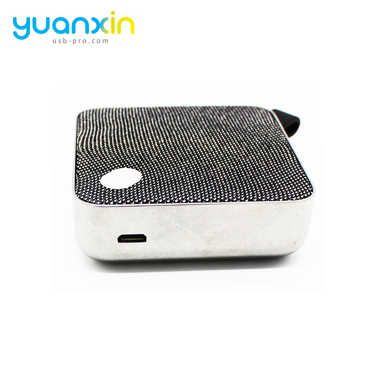 Waterproof With Led Light Mini Wireless Miniso Shower Smallest Bluetooth Shower Speaker Portable Waterproof 2017 Promotion