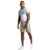 TS-300248 Ice Grey100% Cotton Jersey T-Shirts and Shorts Twinsets