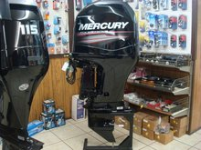FREE SHIPPING FOR MERCURY 115HP 4 STROKE OUTBOAD MOTOR BOAT ENGINE