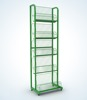 High Quality Thailand Green Metal A4 Paper Display Shelf