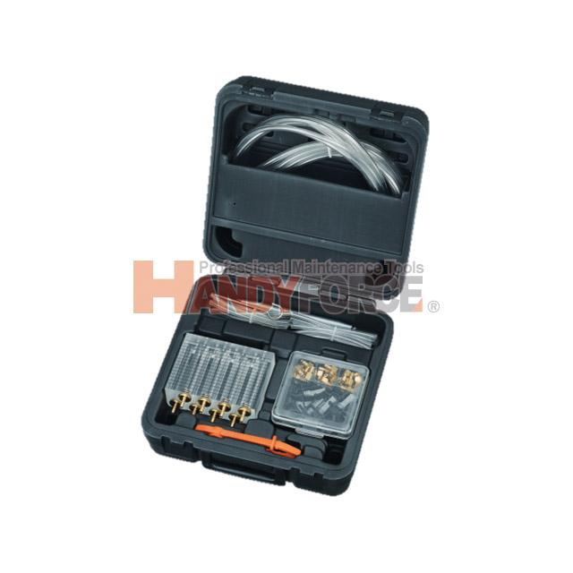 Diesel Injection Leak Back Master Kit(For 8 Injectors), Diagnostic Service Tools of Auto Repair Tools