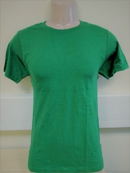 COLOURED PLAIN T-SHIRT