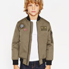 Top Quality Custom Made Bomber Jacket