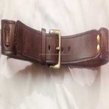Stylish Casual Leather Belts with Rivets