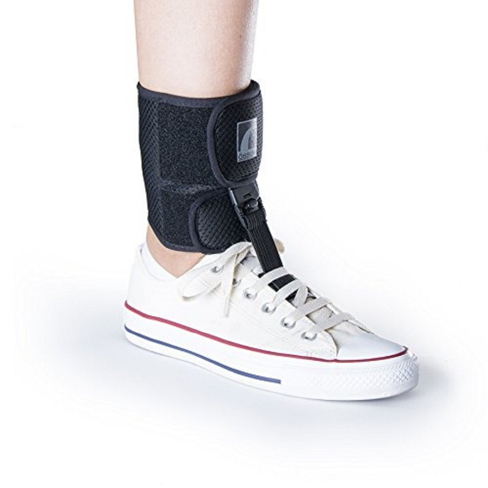 Samderson C1AN-903 Gel Pad Foot Drop Ankle Splint/ Support/ Brace