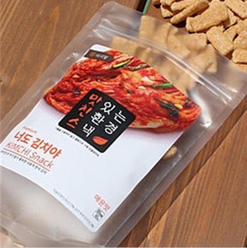 Kimchi Snack / Healthy Snack / Gluten Free Snack