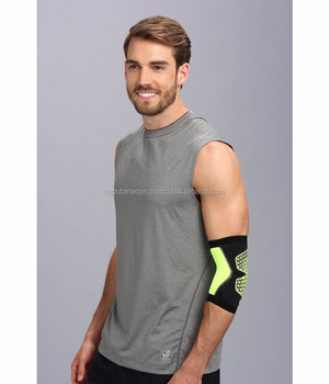 Elbow Sleeve Recovery Compression - Support for Workouts, Weightlifting, Arthritis, Tendonitis by RC-2