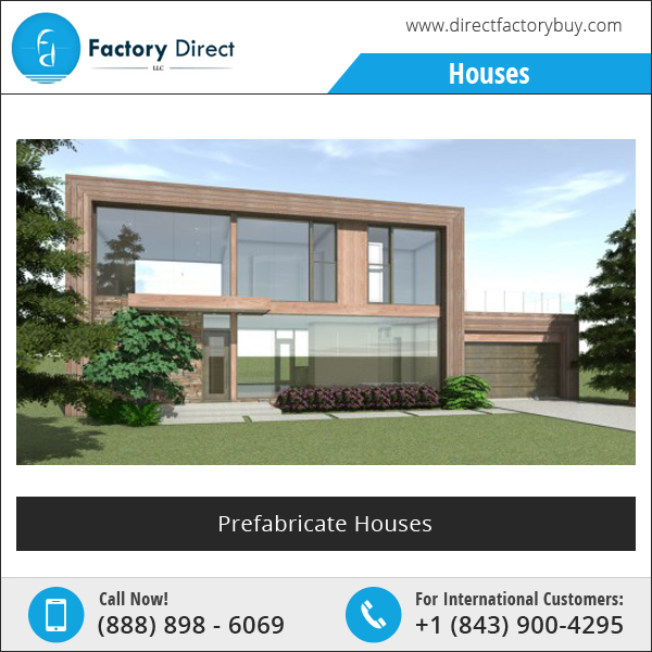 Prefab House, Prefabricated House, House, Prefab Homes