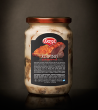 Tripoli Smoked Pork in Jar with Fat - Meat Food Product 650gr-700gr