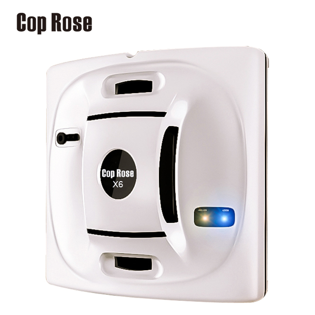 Cop Rose X6 smart window cleaning robot, best robot vacuum <strong>reviews</strong>