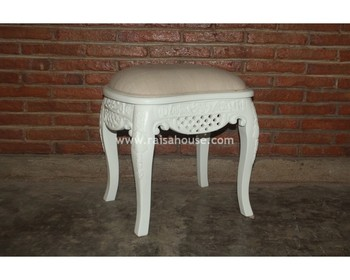 French Furniture Indonesia - Matching Dressing Table Stool Jepara Furniture