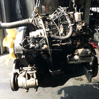 Used 'D4BH' TCI Disel Engine for Hyundai Porter2, Terracan, Starex Used car auto parts