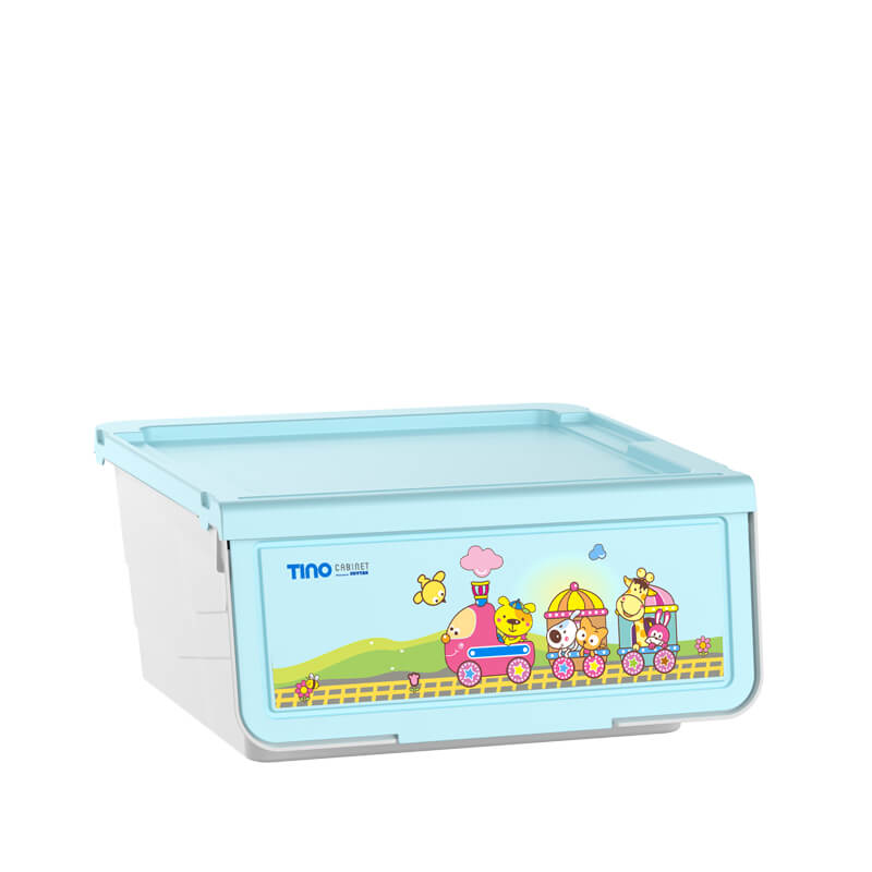 Plastic Drawer Cabinet TINO No.0818 Duy Tan Plastics made in Vietnam 100%  new design